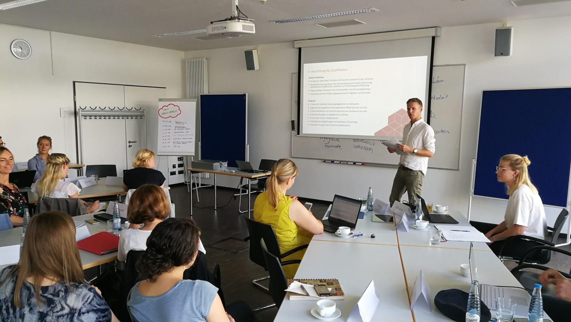 4. Quali-Konferenz in Hannover