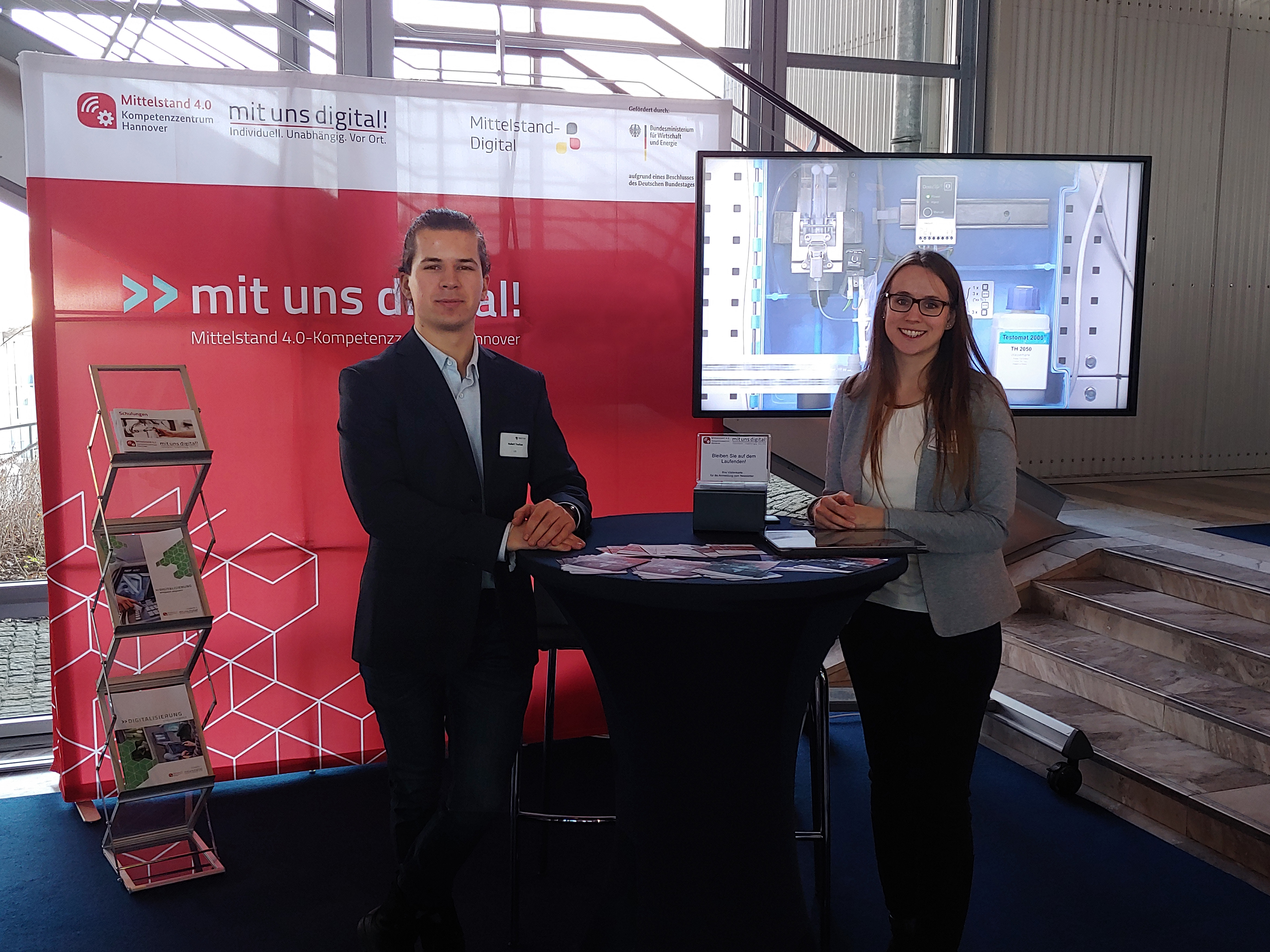Erfolgreich: Erste Digi-Konferenz in Niedersachsen