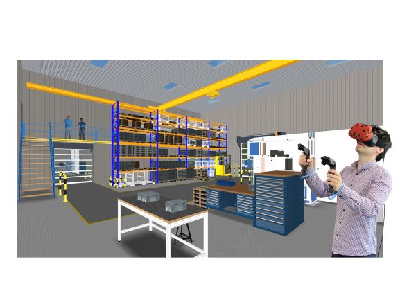 Digitale Werkzeuge in der Fabrikplanung